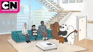 We Bare Bears | The Bears' Reality TV Show | Cartoon Network