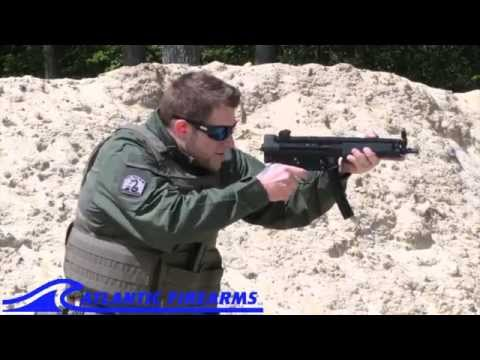 POF-5  9mm Semi Auto Pistol Atlantic Firearms