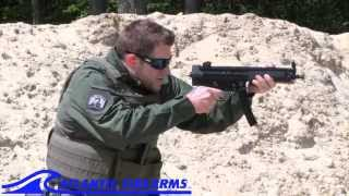 POF-5  9mm Semi Auto Pistol Atlantic Firearms