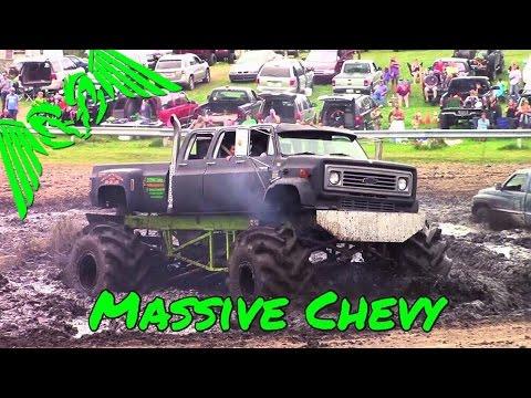 Massive Chevy Bogging At Bear Swamp