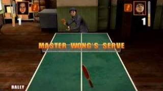 Play Balls of Fury Wii Video