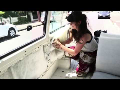 Toyota Hiace campervan conversion - Tailor Birds
