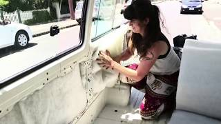 Toyota Hiace campervan conversion - Tailor Birds