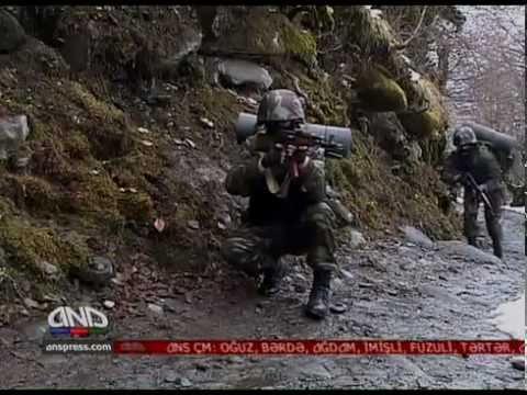 Azerbaijan Maroon Berets & Special Forces 2011 (Azərbaycan Respublikası Daxili Qoşunları)