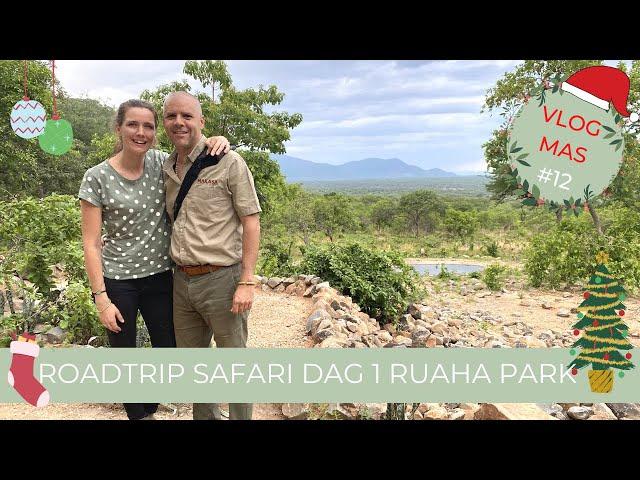 Op Safari Dag 1 | Van Dodoma naar Ruaha National Park | Tanzania | Vlogmas #12 Selma Kamm