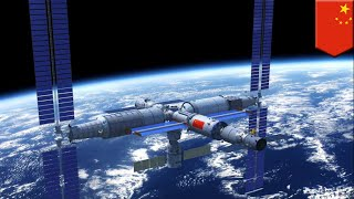 China to launch space station in 2020- TomoNews