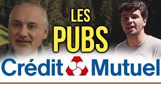 LES PUBS CRÉDIT MUTUEL : L'ANALYSE de MisterJDay thumbnail