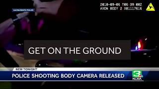 Police Release Body-Cam Video Of Man's Police Shooting Death