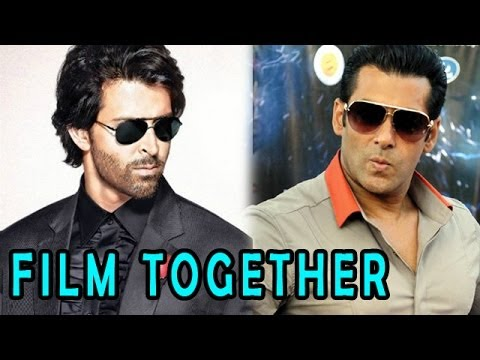 Salman Khan and Hrithik Roshan might come together for a 4D movie