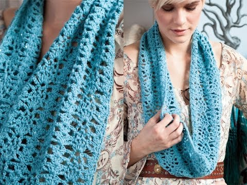 Vogue Knitting Cowl Pattern : #9 Cowl, Vogue Knitting Crochet 2012 - YouTube