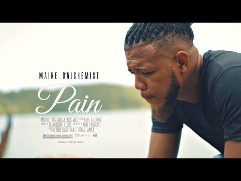 Download Maine D'Alchemist-Pain (Official Music Video)