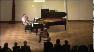 Alfred Schnittke: Cello Sonata no. 1 (1978)