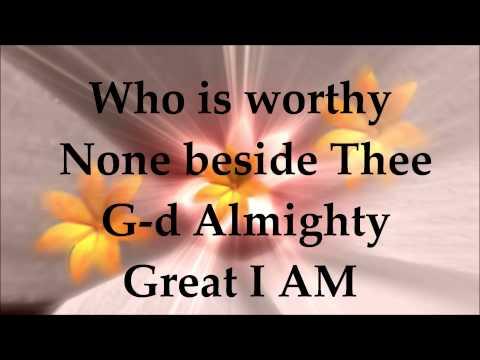 Paul Wilbur - Great I AM - Lyrics - Your Great Name 2013
