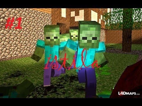 ZOMBÄ° Ä°STÄ°LASI - Minecraft Filmi (2 Saat)