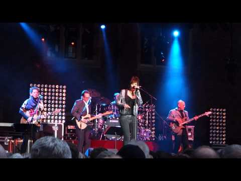 Beth Hart and Joe Bonamassa - Close to my fire - Hampton Court Palace - 24 June 2013