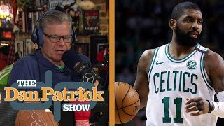 Kyrie Irving learning to become leader for Boston Celtics | The Dan Patrick Show | NBC Sports