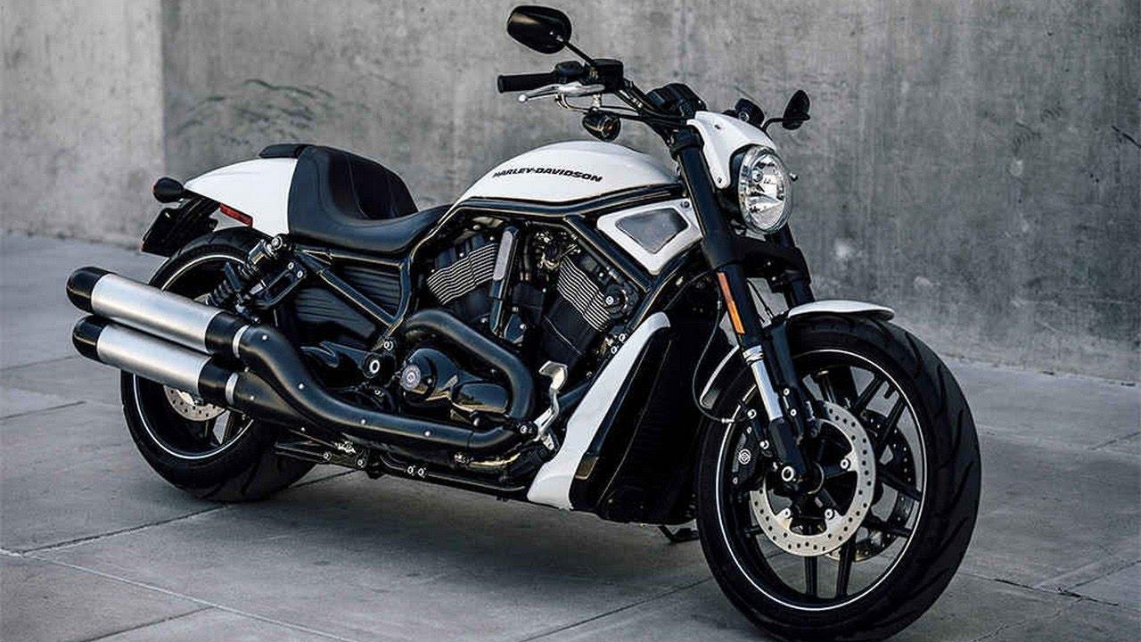 Harley Davidson Hot Rod Special – Idea di immagine del