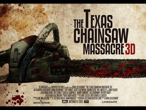 Техасская резня бензопилой 3D  Русский трейлер, 2012 HD