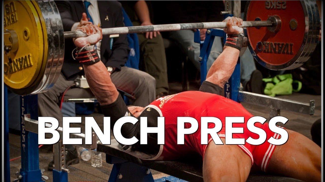Bench Press Arttırmak