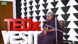 How I became the mother of a thousand orphans? | Mrs. Sindhutai Sapkal | TEDxVESIT