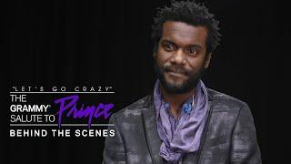 "Gary Clark Jr. Sings Prince Deep Cut ""The Cross"" | The GRAMMY Salute to Prince"