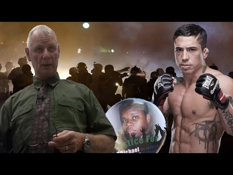Michael Brown Alleged Audiotape, Dan Page Video + War Machine vs. Christy Mack on Twitter