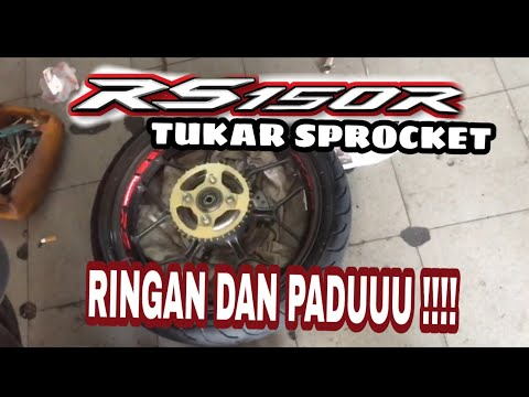 Sprocket Ratio Lc135