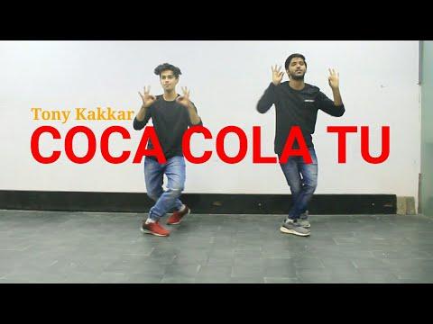 Coca Cola Tu - Vicky Dubey Choreography | DXB Dance Studio