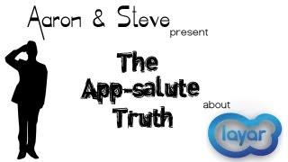 Layar App Review (Aaron & Steve