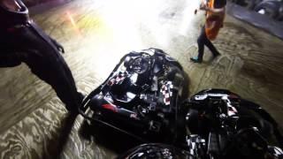 Team Sport Crawley Indoor Karting Crash Lap