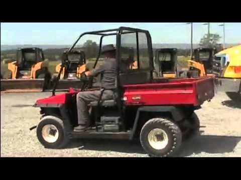 Old Kawasaki Mule Vin Location