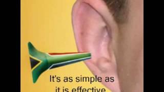 How to silence the vuvuzela