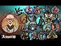 Shadow Fight 2 Legendary Sensei Vs All Bosses