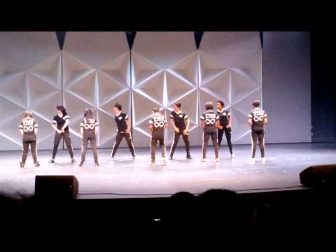 XTRM – Stanford K-pop | Dance Expo 2015