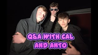 HOW TO GET THE SHIFT?   *Ft. Cal Arnold & Anto*