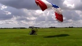Powered Parachute Crash 9-10-11 Angle 2