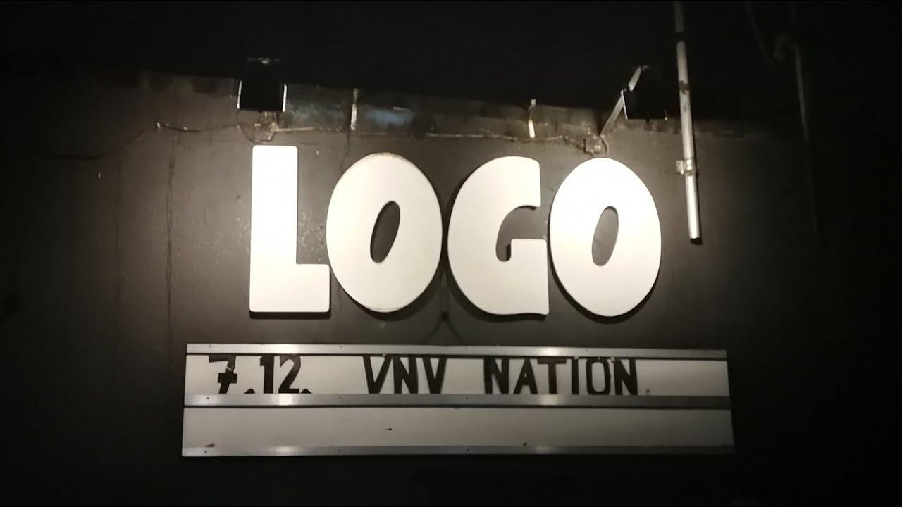 VNV Nation - Nova (Shine a Light On Me) - Live Christmas Party Logo Hamburg 2019.12.07