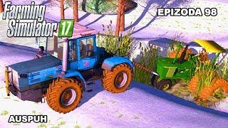 Farming Simulator 2017 | Auspuh | Epizoda 98
