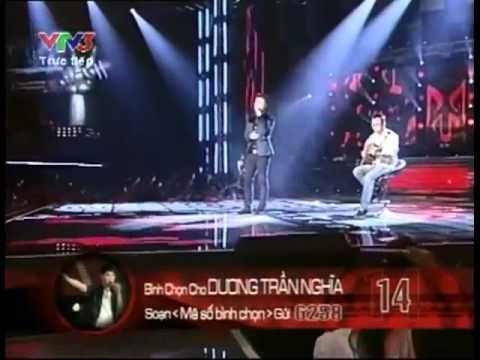Dương Trần Nghĩa   Tell Me Why   The Voice Vietnam 2012 Rap