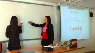 MicroTeaching Math Trick