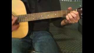 The Cranberries - Linger - Acoustic Guitar Lesson