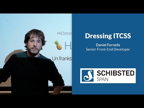 Dressing ITCSS