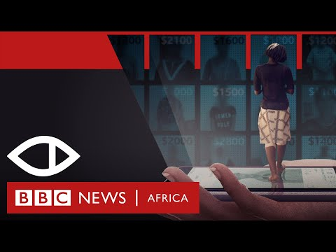 Silicon Valley's Online Slave Market - Full Documentary - BBC News Arabic | BBC Africa Eye