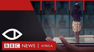 Silicon Valley's Online Slave Market - full documentary - BBC News Arabic | BBC Africa Eye