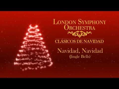 Orquesta Sinfónica de Londres  Navidad, Navidad Jingle Bells