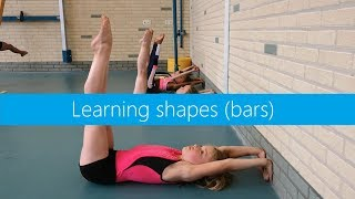 Inspiration » Learning shapes (bars)