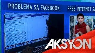 Facebook, hindi magamit nang maayos kanina