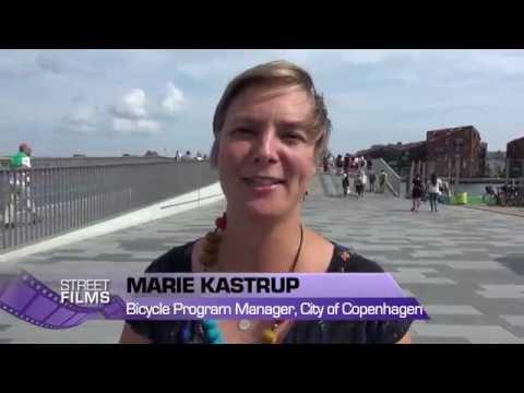 Touring Copenhagen's Car-Free Bridges