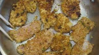 How To Make Almond Crusted Chicken