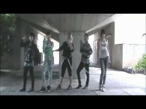 Evol- We are a bit Different dance cover By Valkyria